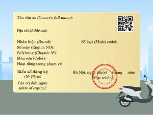 Hướng dẫn thủ tục đăng ký xe máy tại Bắc Ninh năm 2021