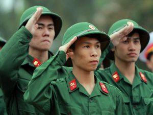 Khi đang làm việc tại một công ty tư nhân có phải đi nghĩa vụ quân sự?