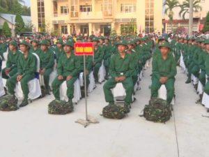 Vào ngành quân đội bằng việc đi nghĩa vụ quân sự như thế nào?